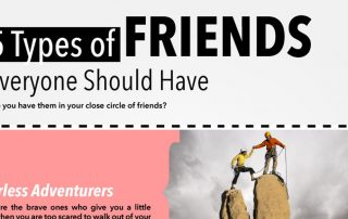5 Types of Friends Everyone Should Have