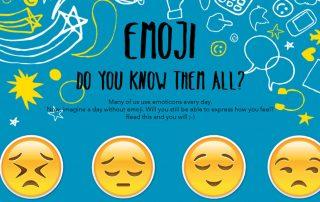 Emoji: Do you know them all?