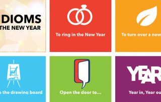5 idioms for the New Year