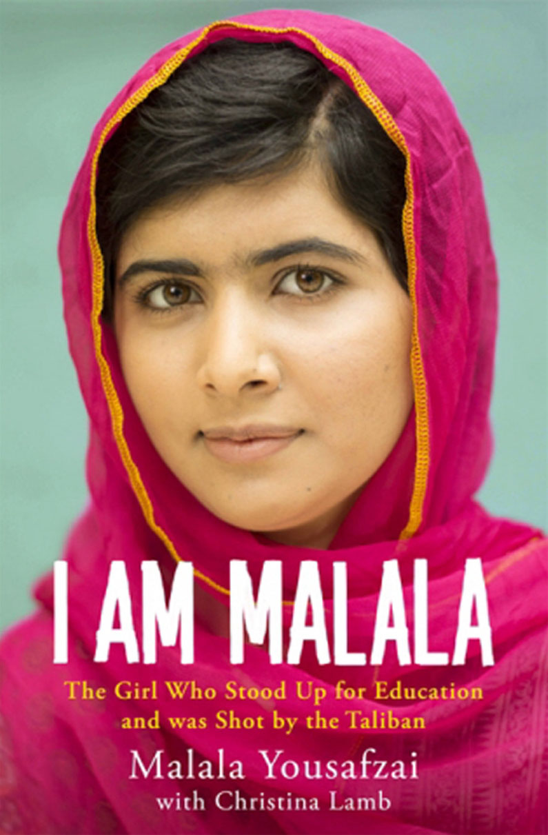 i am malala book review Commentary and archival information about malala yousafzai from review: 'he named me malala,' on a malala yousafzai's first picture book.