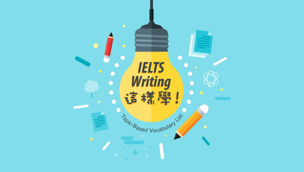 ielts writing vocabulary list pdf