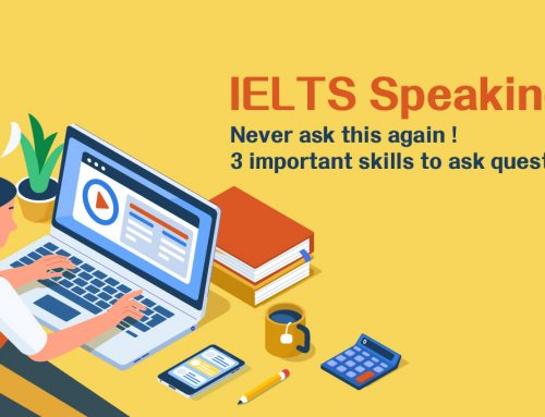 IELTS Speaking: Never ask this again! 3 important skills to ask questions!