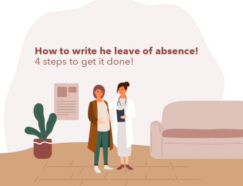 How to request a leave of absence!? 4 steps to get it done!