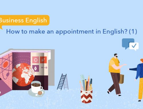 Business English : How to make an appointment in English? (1)
