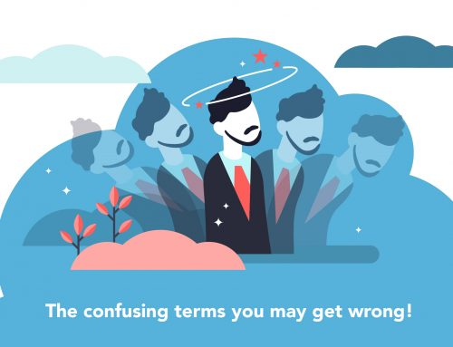 The confusing terms you may get wrong!