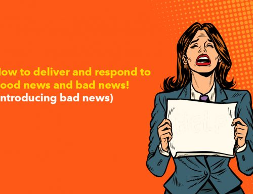 Business English : How to deliver and respond to good news and bad news!? (introducing bad news)