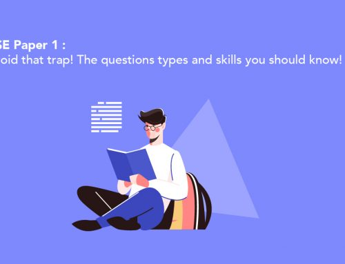 DSE Paper 1 : Avoid that trap! The questions types and skills you should know! (1)