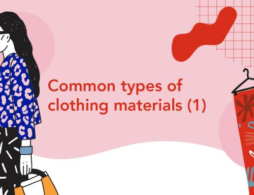 Common types of clothing materials (1)