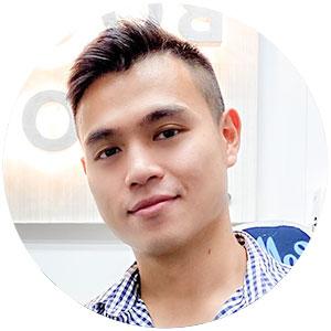 Justin Leung 高級課程經理 (Senior Service Manager)