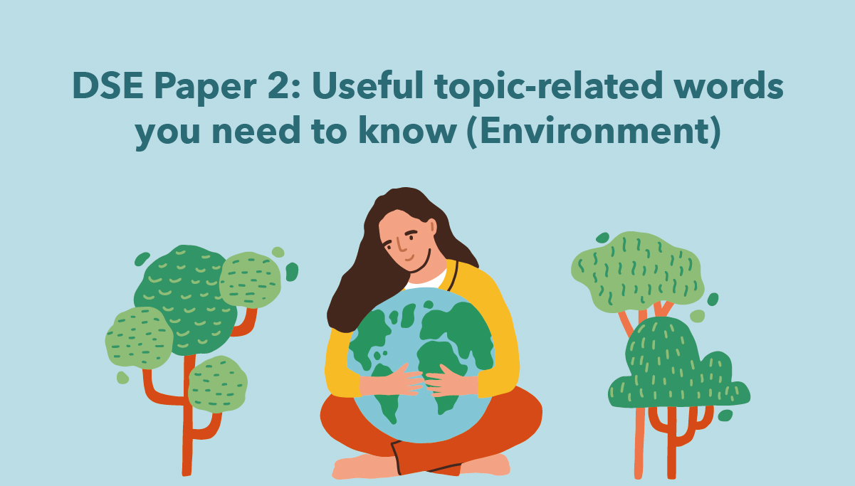 DSE Paper 2: Useful topic-related words you need to know ...