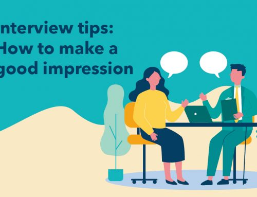Interview tips: How to make a good impression