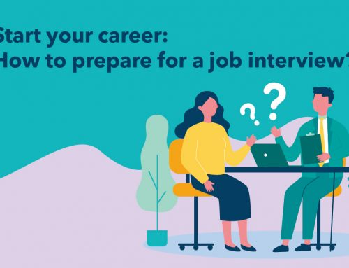 Start your career: How to prepare for a job interview?