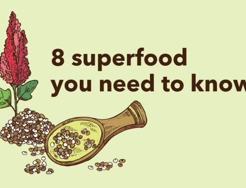 8 superfood you need to know
