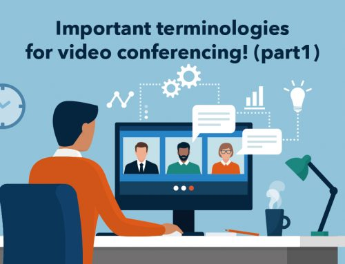 Business English: Important terminologies for video conferencing! (part1)