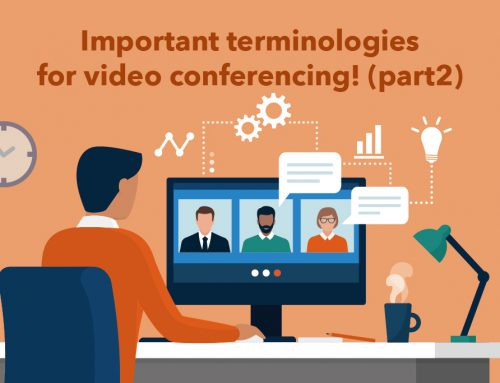 Business English: Important terminologies for video conferencing! (part2)